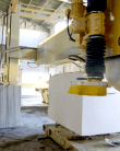 Marble Block Cutting